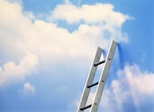 лестница в небо 300x220 4 простых шага к исполнению желаний
